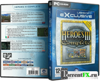 Heroes of Might and Magic 3: Complete Collection + Wake of Gods (2013) PC
