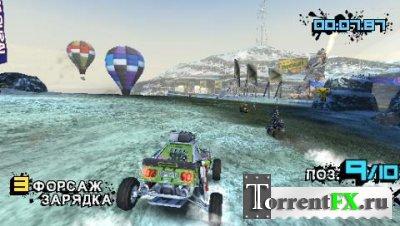 MotorStorm: Arctic Edge (2009) PSP