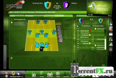 Goalunited (2013) PC