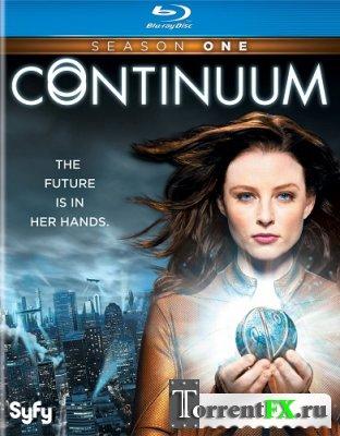 Континуум / Continuum [S01] (2012) BDRip 720p