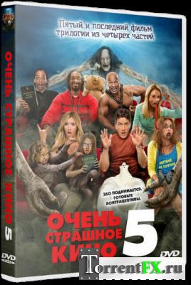 Очень страшное кино 5 / Scary MoVie (2013) WEBRip