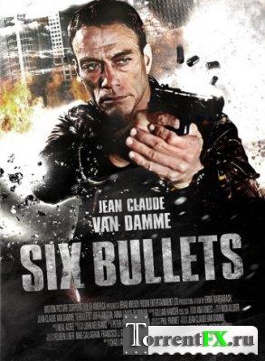 Шесть пуль / 6 Bullets (2012) HDRip | P