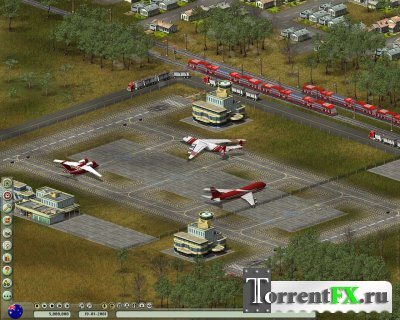 ������������ �������: ������� ������� / Transport Giant: Gold Edition (2005) PC