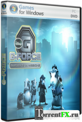 ������ ������� / G-Force (2009) PC | RePack �� R.G. ��������
