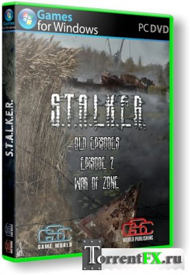 S.T.A.L.K.E.R.: Shadow of Chernobyl - Old Episodes. Episode 2. War of Zone (2013) PC