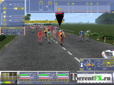 Cycling Manager 3 (2003) PC