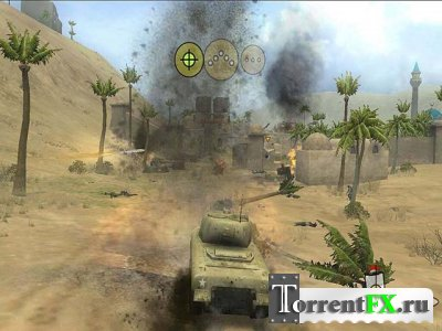 Tank Elite: Bloody Sand (2007) PC | Repack