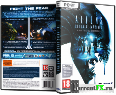 Aliens: Colonial Marines [v 1.0.195.745734+ 8 DLC] (2013) PC