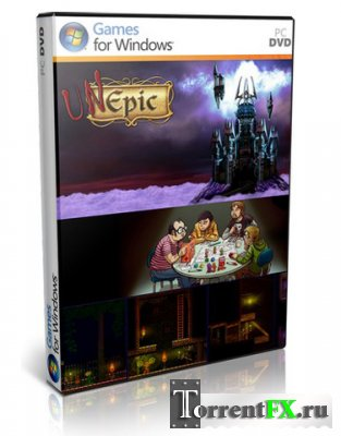 Неэпично / UnEpic [1.43.3] (2011) PC | RePack
