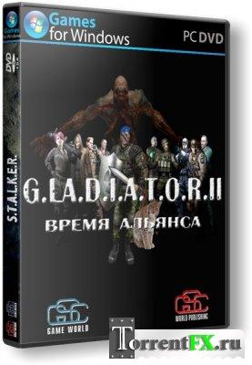 S.T.A.L.K.E.R.: Call Of Pripyat - G.L.A.D.I.A.T.O.R. II - Время Альянса (2012) PC