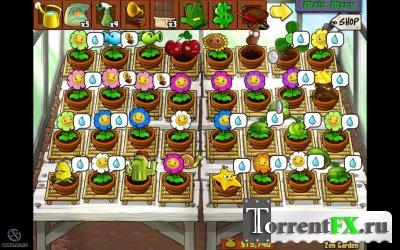 Растения против зомби / Plants vs. Zombies [v1.8] (2012) РС
