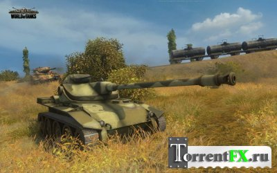 Мир Танков / World of Tanks (2010) Repack v0.8.6 + моды