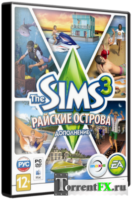 The Sims 3: ������� ������� / The Sims 3: Island Paradise (2013) PC