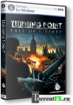 Turning Point: Fall of Liberty (2008) PC | Rip от Audioslave