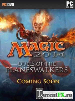 Magic 2014: Duels of the Planeswalkers (2013) PC | Лицензия