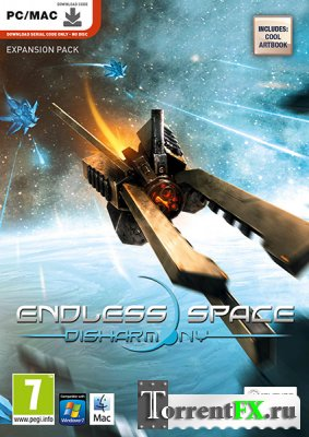 Endless Space: Disharmony (2013) PC | Лицензия
