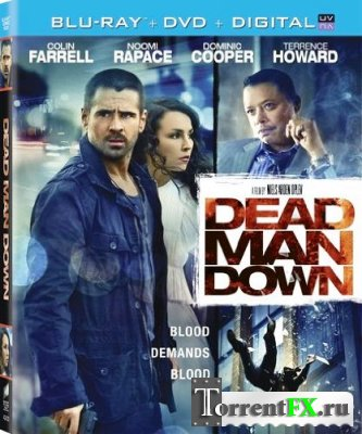 ����� ������ / Dead Man Down (2013) HDRip | ������ ����