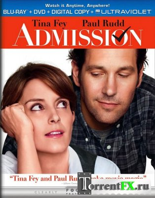 ������� ��� ����� / Admission (2013) HDRip | L2