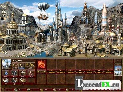 Герои Меча и Магии 3 - Легенда о Красном Драконе (2013) PC | Мод