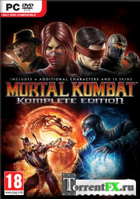 Mortal Kombat: Komplete Edition (2013) PC