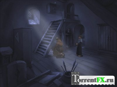 Мистическое убийство / Murder in the Abbey (2008) PC