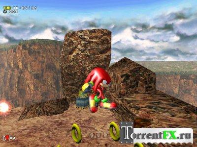 Sonic Adventure DX (2010) PC | RePack