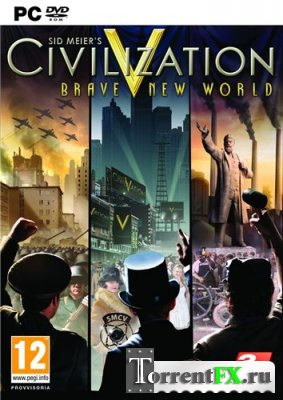Sid Meier's Civilization V: Brave New World [1.0.3.18 + DLC] (2010) PC | Repack