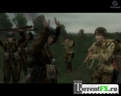 Brothers In Arms: Earned In Blood (2005) PC   Repack