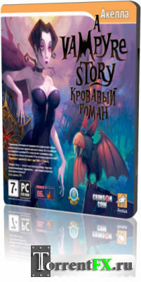 A Vampyre Story (2009) PC | RePack от DohlerD