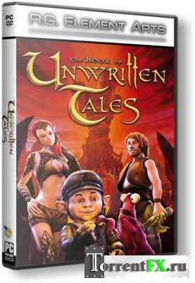 ����� ������������ ������� / The Book Of Unwritten Tales (2012) PC