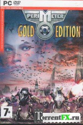 Периметр. Золотое издание / Perimeter. Gold Edition (2008) PC