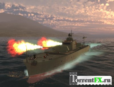 ������� �������: ����� ������ / PT Boats: South Gambit (2010) PC
