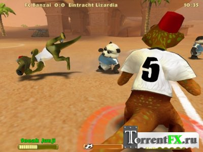Убойный футбол / Crazy Kickers (2004) PC