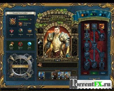 King's Bounty: Легенда о рыцаре (2008) PC | Лицензия