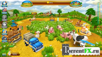 Веселая ферма 4 / Farm Frenzy 4 (2013) PC | Repack / DEMO