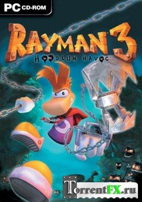 Rayman 3: Hoodlum Havoc (2003) PC