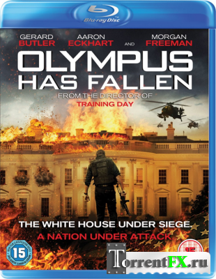 Падение Олимпа / Olympus Has Fallen (2013) BDRip | Лицензия