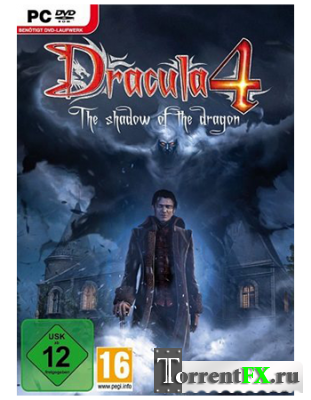 Dracula 4: The Shadow of the Dragon (2013) РС | RePack