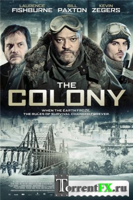 Колония / The Colony (2013) DVDRip от INTERCINEMA | L1
