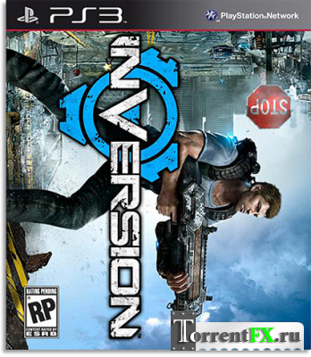 Inversion (2012) PS3 | RePack