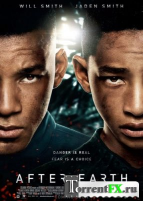 ����� ����� ��� / After Earth (2013) DVDScr-AVC | ���� � CAMRip