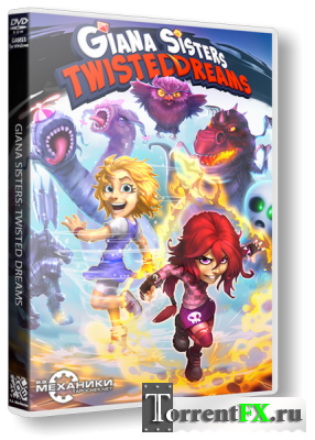 Giana Sisters: Twisted Dreams (2012) РС | RePack
