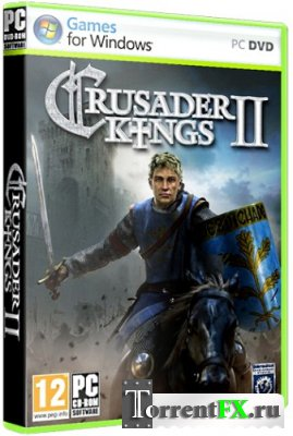 ����������� 2 / Crusader Kings 2 [v 1.103 + 28 DLC] (2012) PC