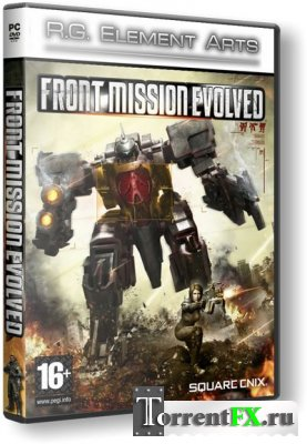 Front Mission Evolved (2010) PC | RePack