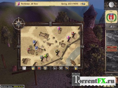Европа 1400 - Гильдия Gold / Europe 1400: Guild Gold (2004) PC