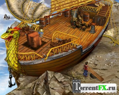 Алладин и Волшебный череп (2010) PC | Repack от Fenixx