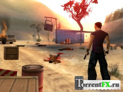 Total Overdose (2005) PC | RePack от R.G. Revenants