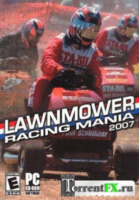 Lawnmower Racing Mania (2006) PC