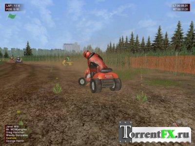 Lawnmower Racing Mania (2006) PC