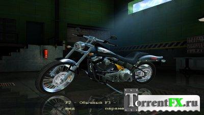 Харлей-Дэвидсон: Повелитель дорог (2006) PC